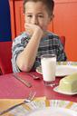 eczema and milk